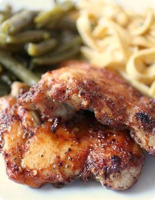 Day 83: Spicy Honey Glazed Chicken
