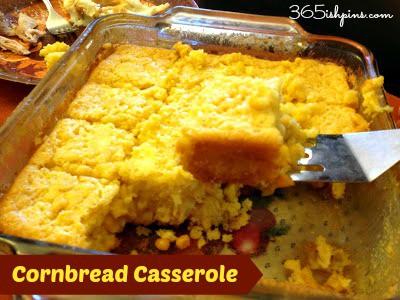 Day 169: Cornbread Casserole