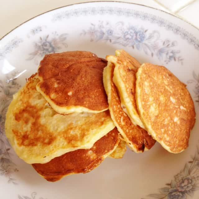 Day 161: Two-ingredient Pancakes???