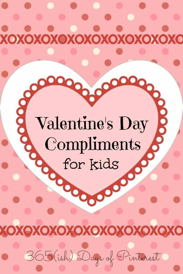 valentine's day compliments