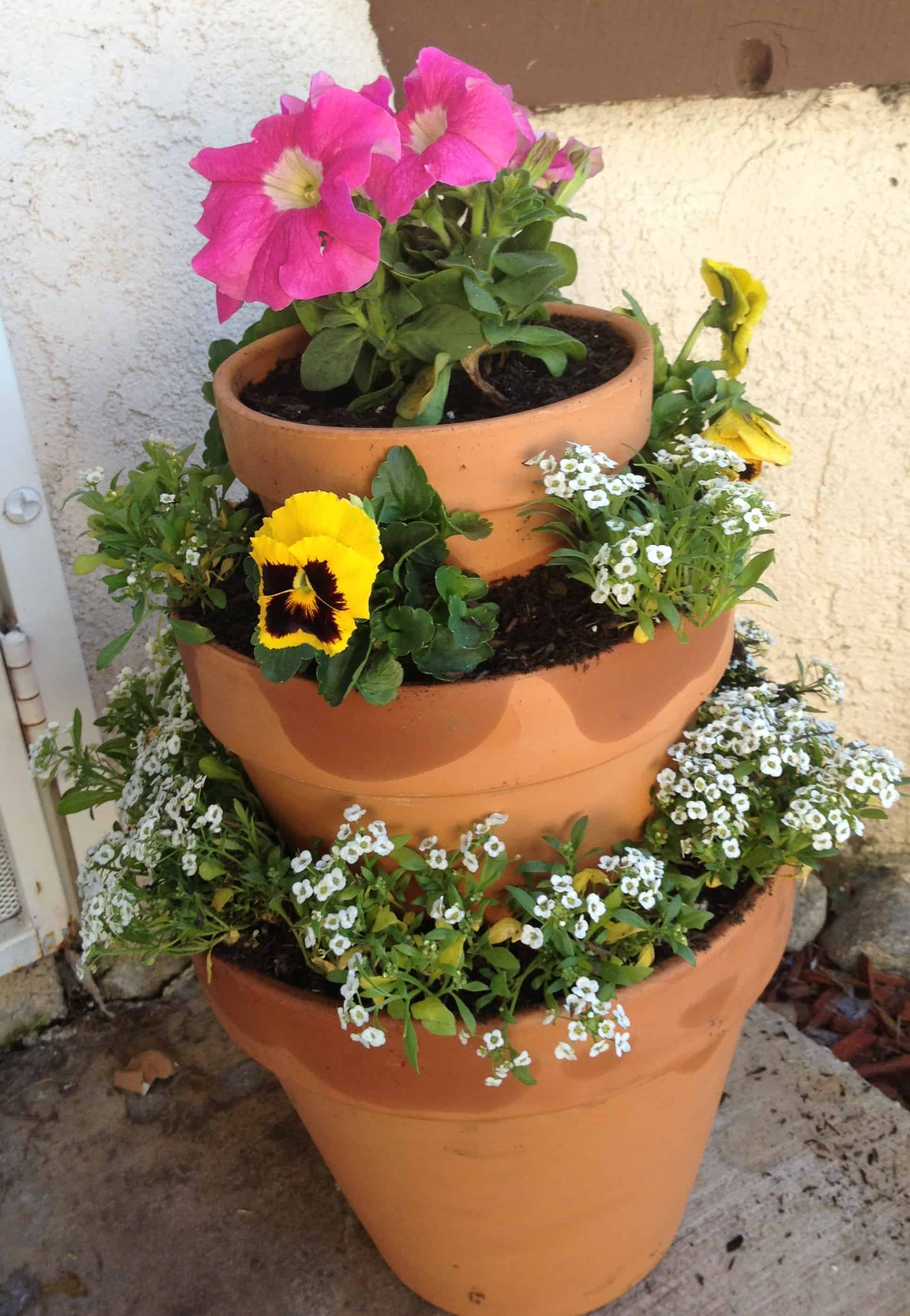 Day 278: Flower Tower