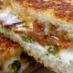 Day 114: Jalapeno Popper Grilled Cheese