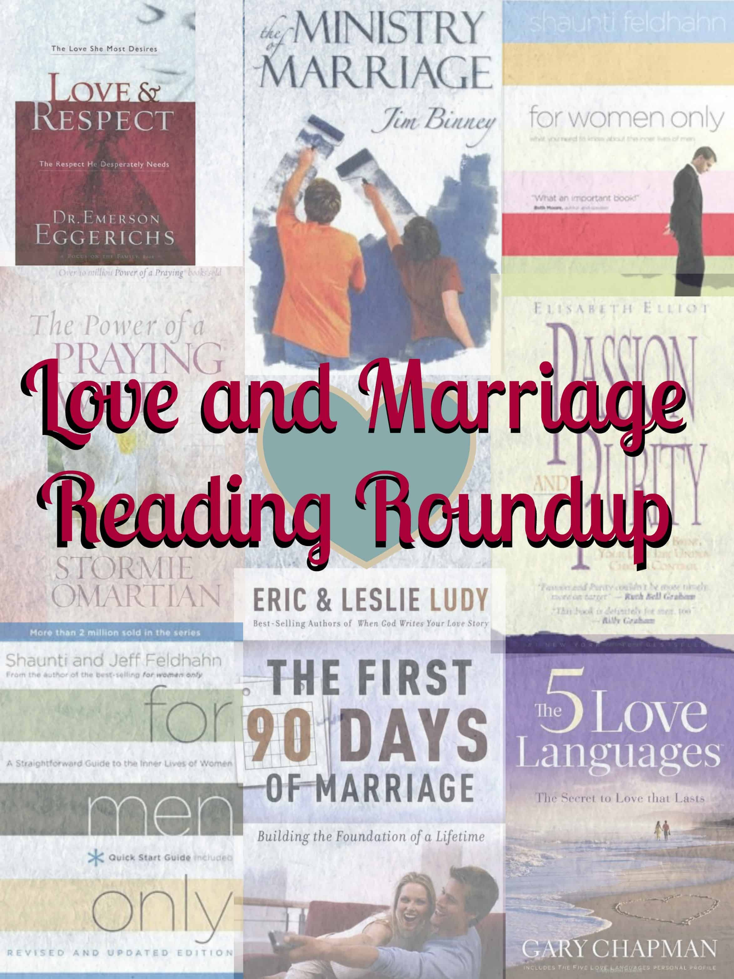 Day 332: Love and Marriage Reading Roundup