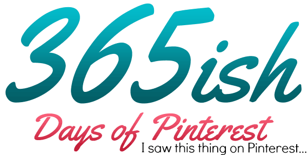 365ish Days of Pinterest