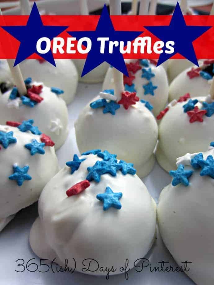 Vol. 2, Day 12: OREO truffles