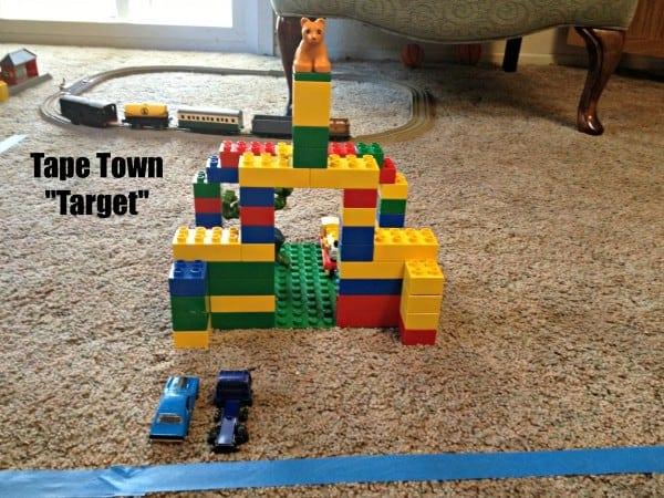 Tape town Target