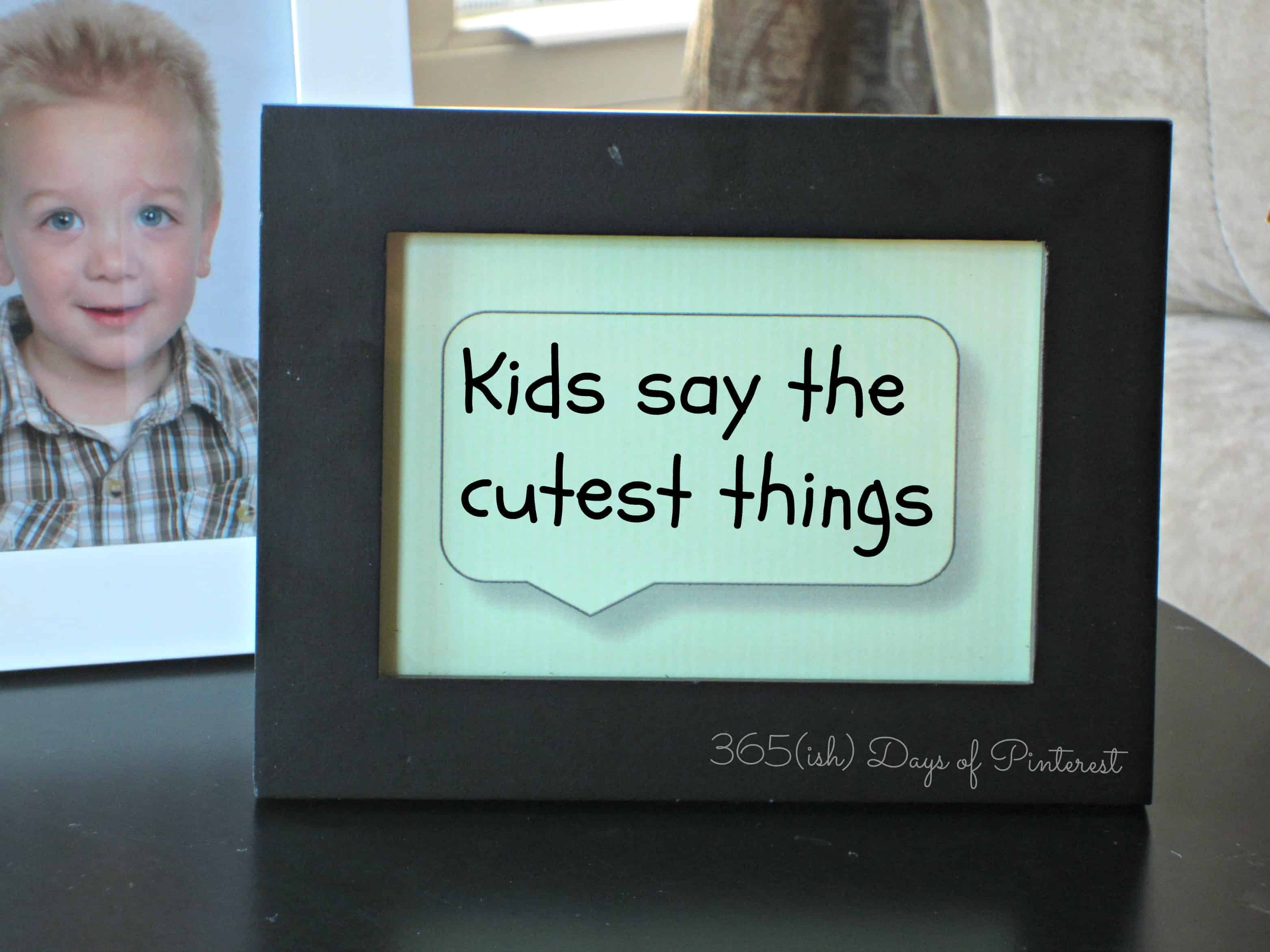 framed quote bubbles