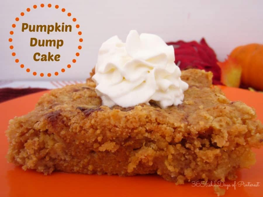 Pumpkin Hazelnut Dump Cake Recipes — Dishmaps