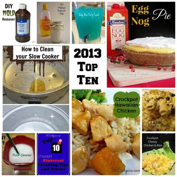 The Top Ten Posts of 2013