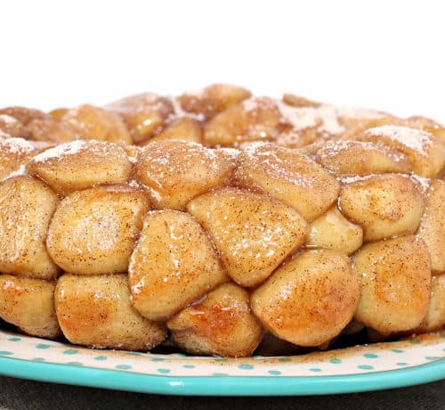 Rhodes Rolls Monkey Bread Simple And Seasonal