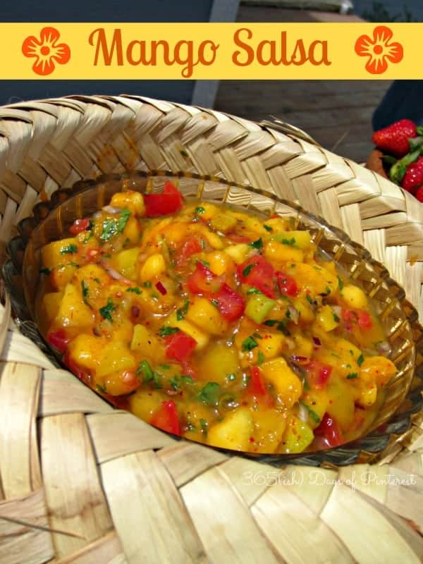 easy luau recipes and ideas
