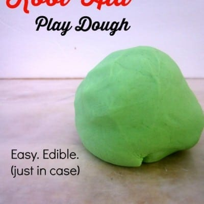 Kool-aid Play Dough: Vol. 2, Day 65