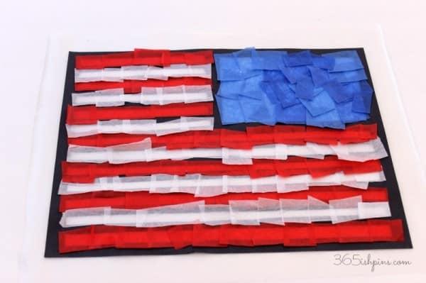 flag craft colors