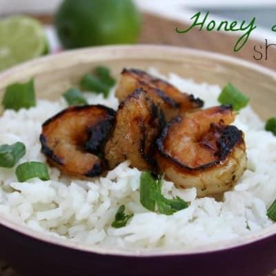Honey Lime Shrimp: Vol. 2, Day 75