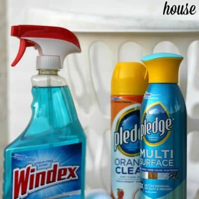 10 minute cleaning tips