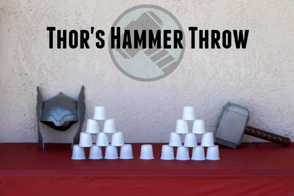 Thor's Hammer Throw