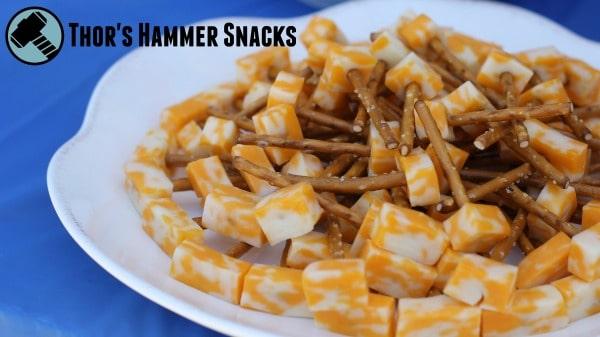 Thor's hammer snacks