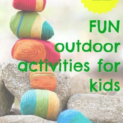 11 Fun Outdoor Activities for Kids