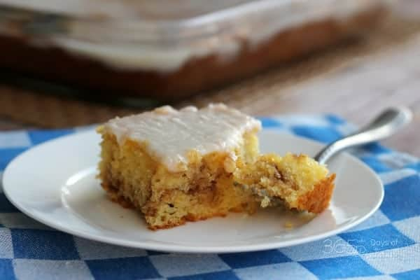 Honey Bun Cake Recipe Paula Deen