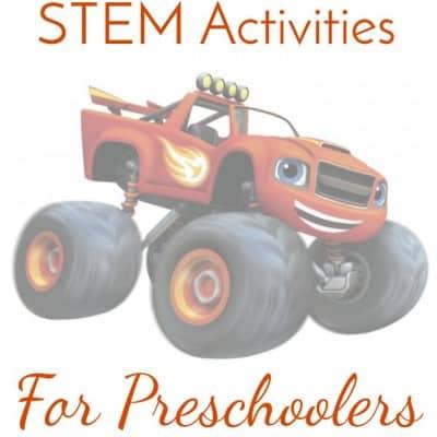 Fun STEM Activities for Preschoolers