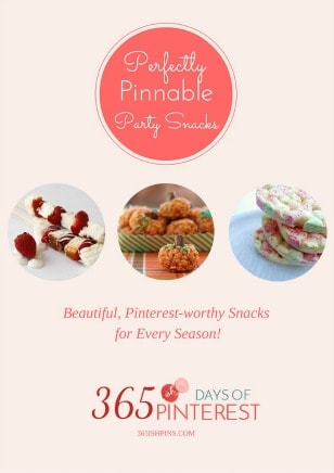 Perfectly Pinnable Party Snacks resized