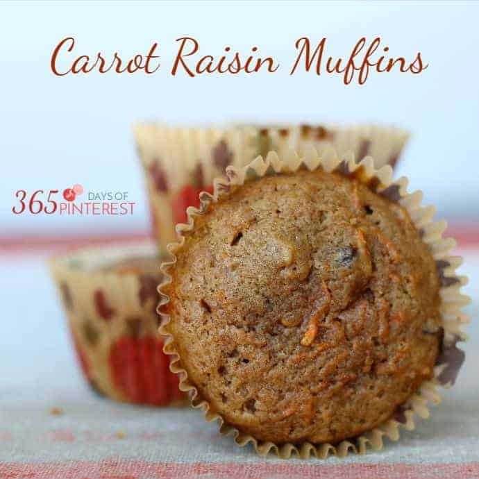 These carrot raisin muffins are amazingly moist and tender! The best part is they are clean eating approved! Made from whole food ingredients these are good and good for you.