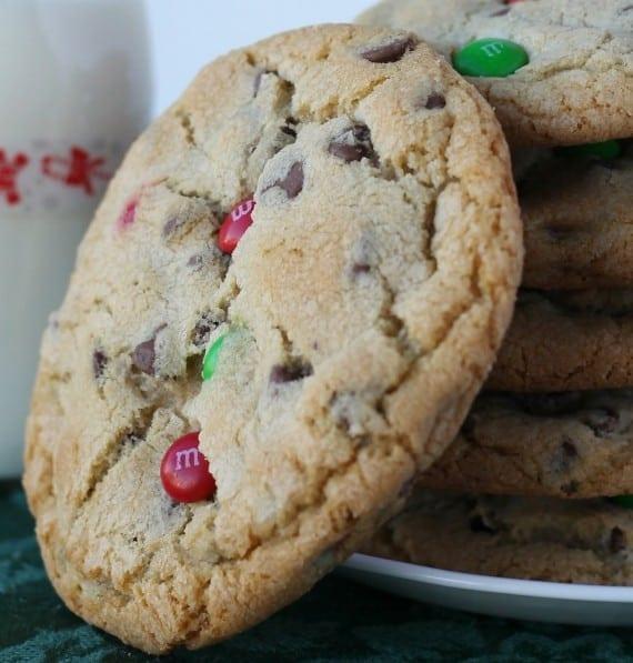 Jumbo Chocolate Chip Cookies - 365ish Days of Pinterest
