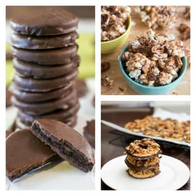 10 Girl Scout Cookies Recipes