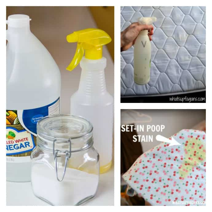 cleaning tips collage 2