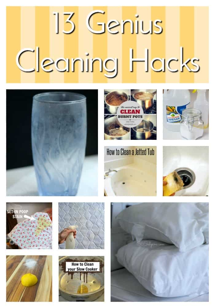 Dirt is the great equalizer. We all deal with it! These cleaning tips will make it a lot easier to get the whole home sparkling!
