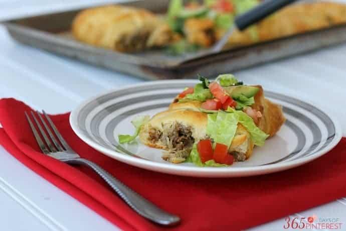 taco braid plate