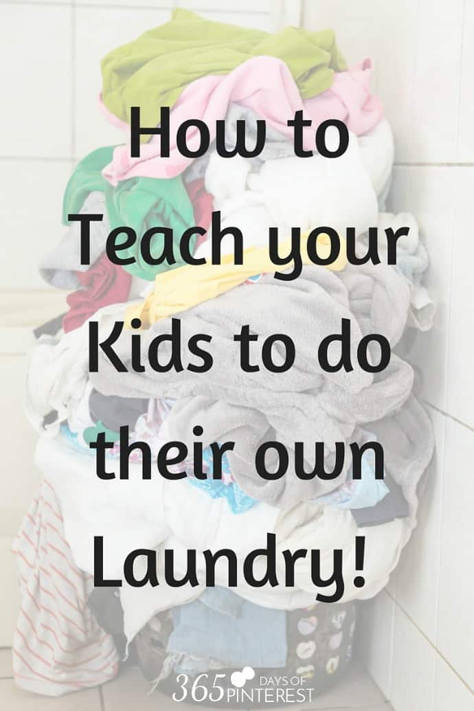 How to Teach your Kids to do