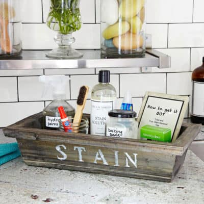 16 laundry tips to help you clean difficult to wash items, update your laundry room, or tackle tough stains