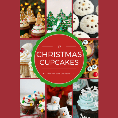 17 Christmas Cupcakes that will Steal the Show