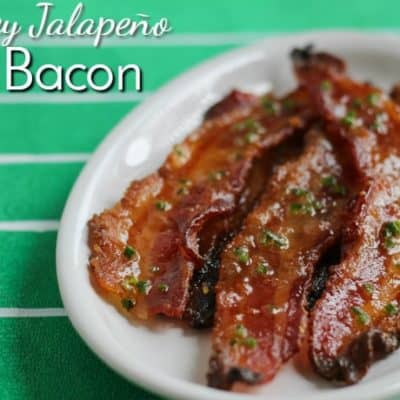 Honey Jalapeño Bacon: better than Denny's!
