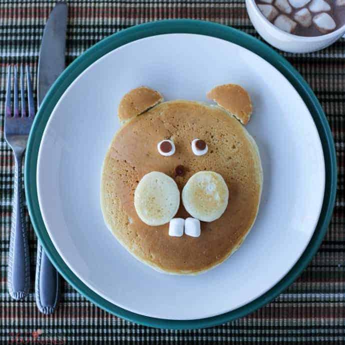 groundhog day pancakes-4