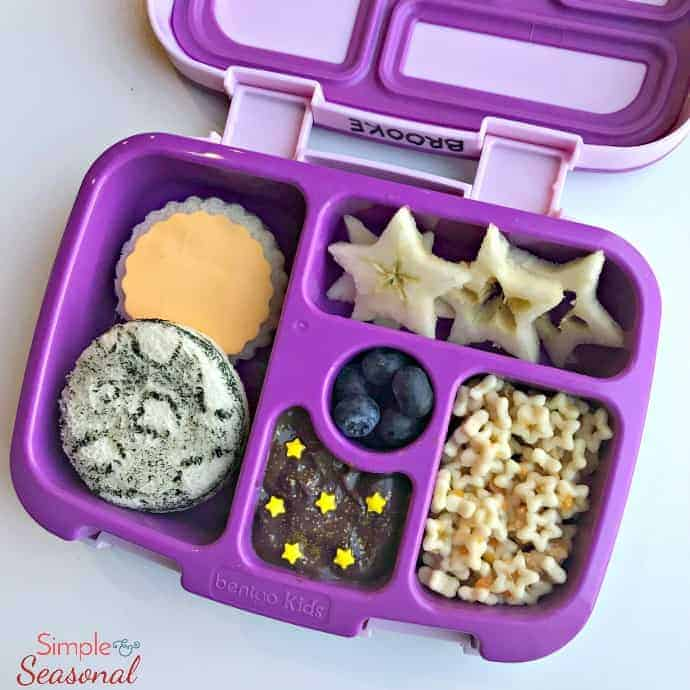 Get creative with lunch using these healthy Bento Box Ideas for Kids! Ten different lunches equals two weeks of something new!