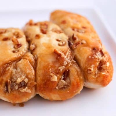 Maple Cream Coffee Treats: Pillsbury Bake-Off Contest