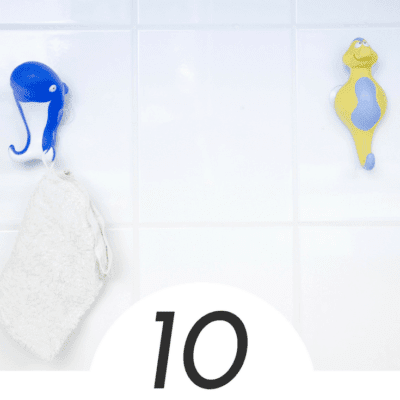 10 Ways to Clean and Sanitize the Bathroom