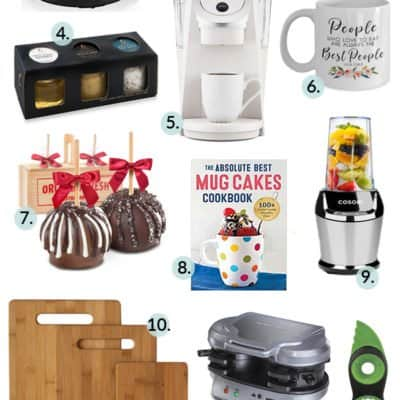 Gift Ideas for Foodies: 2017 Holiday Gift Guide
