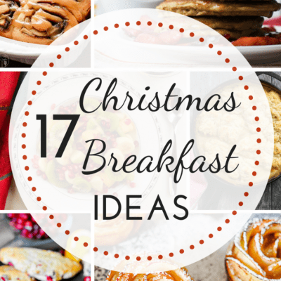 17 Christmas Breakfast Ideas