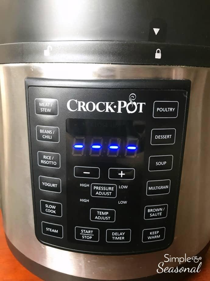 Crockpot Express Cooking Guide