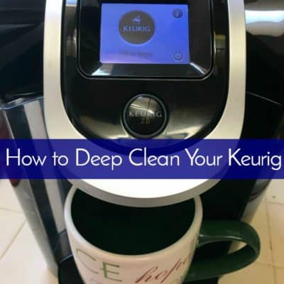 How to Deep Clean a Keurig