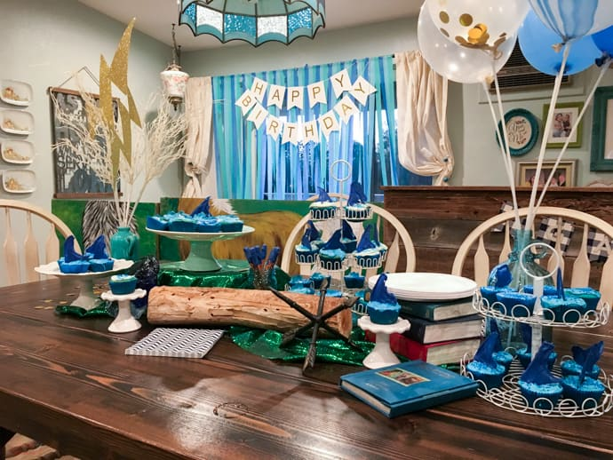 Percy Jackson Party Ideas Food Decorations And Activities
