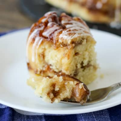 Crockpot Express Apple Fritter Cake