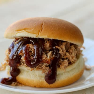 Crockpot Express Pulled Pork