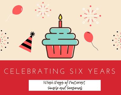 Celebrating Six Years