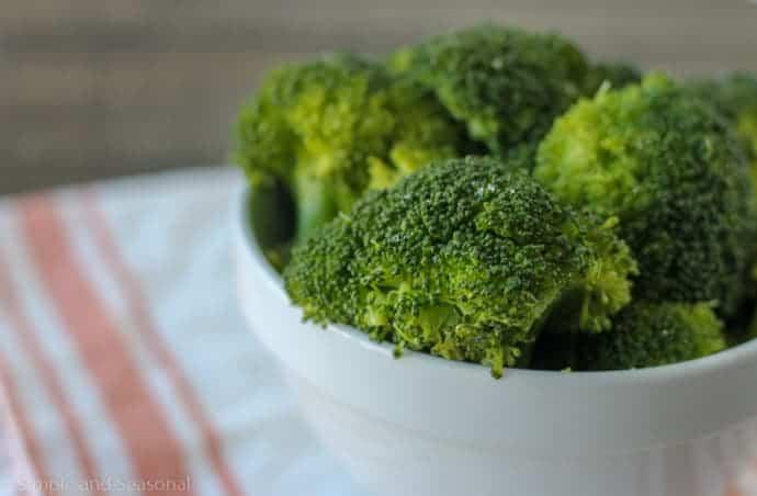 Crockpot Express Broccoli And Cauliflower Simple And Seasonal