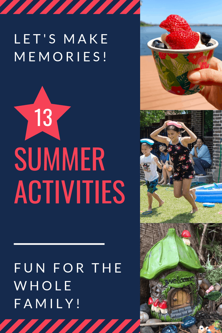"Avoid the dreaded, ""I'm bored"" complaint this summer with this list of great inside and outside fun summer activities for the whole family!  via @nmburk"