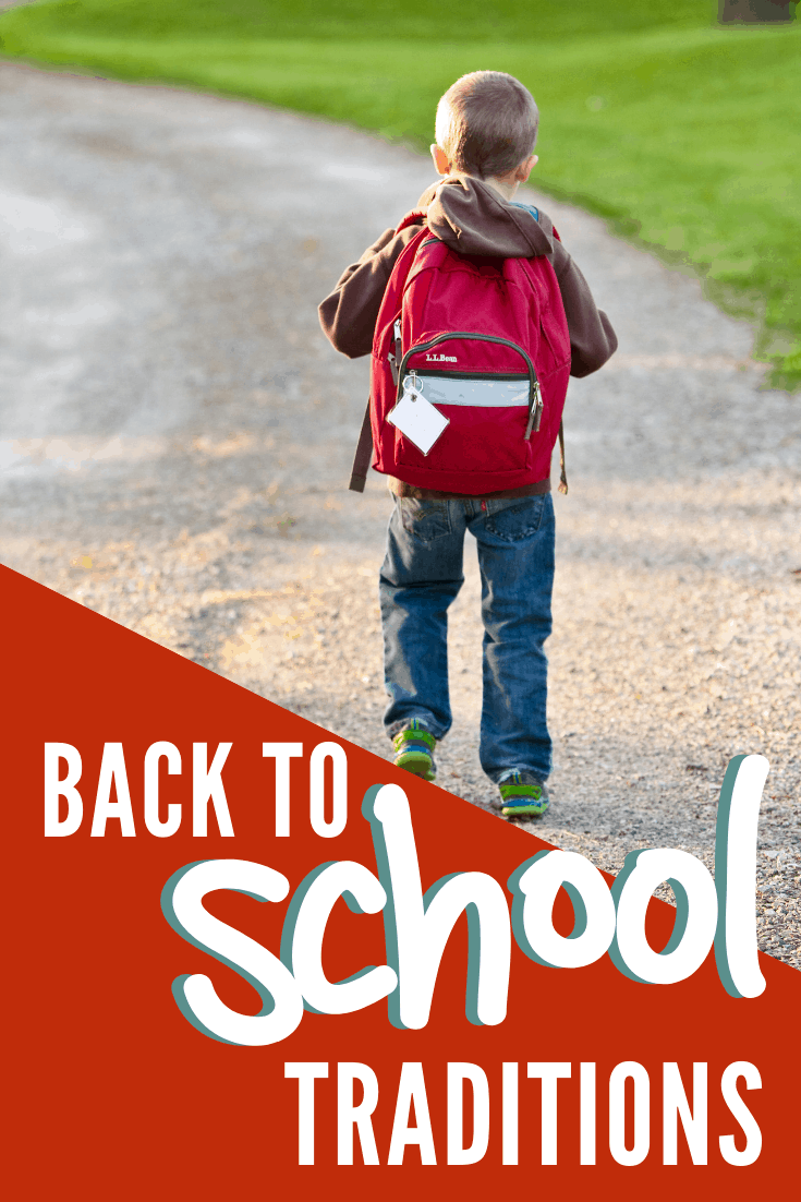 Make this school year the best one yet with these fun back to school traditions. Begin something new with your family-these are great for kids of all ages! via @nmburk